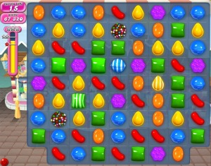 Candy Crush Board 2